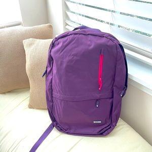 Purple Laptop backpack